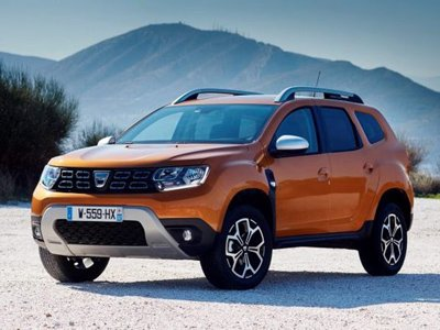 İzmir Dacia Duster Car Rental