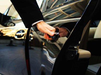 İzmir chauffeur car rental